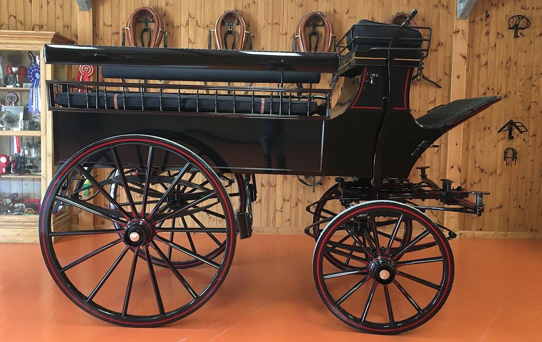 Wagonette - restored